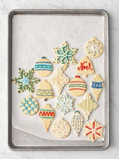Best Christmas Cookies - Christmas Cookie Recipe Ideas - Country Living