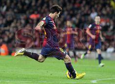 Messi, FC Barcelona | BARÇA, 3 - ZARAGOZA, 1. 17.11.12