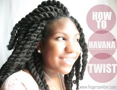Havana Braids... totally getting these for Labor Day