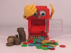 Boca Rica | 60 brinquedos dos anos 80 e 90 que farão você querer inventar uma máquina do tempo