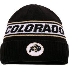 Colorado Buffaloes Nike Youth Sideline Knit Hat - Black