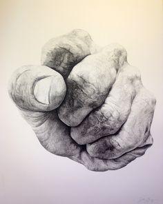 F&O Fabforgottennobility — eatsleepdraw: Tension: Fist Ink drawing. Anatomy Sketches, Anatomy Drawing, Anatomy Art, Pencil Art Drawings, Realistic Drawings, Drawing Sketches, Sketching, Life Drawing, Figure Drawing