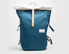 Hefty price tag, but it's pretty. Cycling Pack Steel Blue by Nanamica 480 dollars! Fashion Bags, Fashion Backpack, Fashion Accessories, Mens Fashion, Cycling Bag, Sacs Design, My Bags, Backpack Bags, Duffel Bags