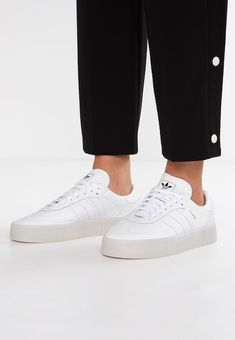 21d335174f64 adidas Originals SAMBAROSE - Baskets basses - footwear white - ZALANDO.FR