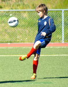 Edvin, Örby IS, Goeras Football Education, 25/5 2012