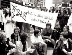 Die Chronik der Frauenbewegung | EMMA