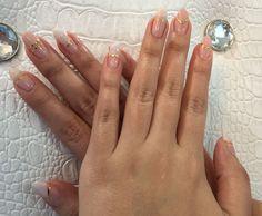 Gel Polish Nail Design on Real Nails #Atlanta #nailsalon #manicure