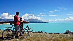Neuseeland Radreisen - Fahrradreisen Neuseeland - Radtour durch Neuseeland - Neuseeland mit dem Rad