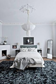 Med hjälp av rätt detaljer, i rätt mängd och på rätt ställen kan du skapa en lyxig atmosfär i ditt hem. Här är knepen att inspireras av från femstjärniga hotell.