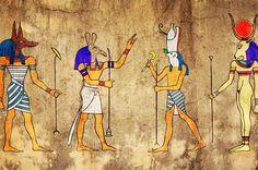 Os deuses egípcios ocupavam um papel central na vida desta antiga civilização. Saiba quais eram as principais divindades do Egito Antigo.