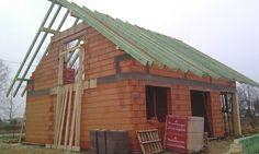 Więźba dachowa  #dach #projekt #więźba