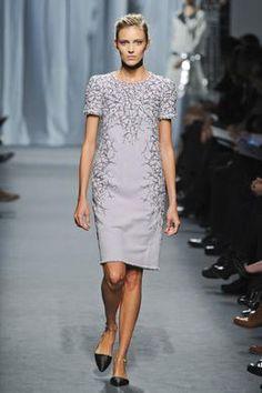 Défilé Chanel Printemps-été 2011 - Diaporama photo