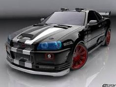 More car fun. Nissan Skyline GT-R 34 Nissan Gt R, Nissan 370z, Nissan Auto, Skyline Gtr R34, R34 Gtr, Gtr Car, Car Hd, Mitsubishi Lancer Evolution, Tuner Cars
