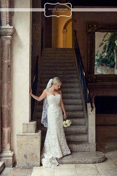 Bridal Portraits: Houston Wedding Photographer Nicole Chatham: Sarah- Las Velas