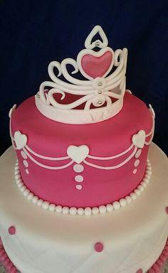 Torta con corona Cakes, Flower, Crowns, Cake Makers, Kuchen, Cake, Pastries, Cookies, Torte