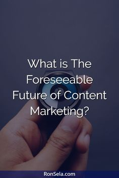 the importance of content marketing in the world of business cannot be overemphasized whatever image