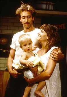 "Raising Arizona!!!! - "" I'll be taking these Huggies and whatever cash ya got. """