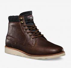 Vans boots <3