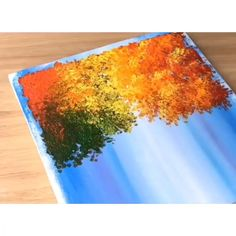 Great art by: Wow Art (YöuTube) - Beautiful! Great art by: Wow Art (YöuTube) Canvas Painting Tutorials, Canvas Painting Designs, Painting Videos, Painting Canvas, Art Sur Toile, Art Painting Gallery, Wow Art, Art Drawings Sketches, Easy Drawings