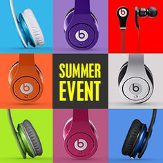 Beatsbydre.com - Official Site for Beats by Dr. Dre Headphones, Earphones, Speakers and Beats Audio.  Find some great deals!