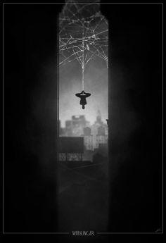 Superhero Noir: Websliner