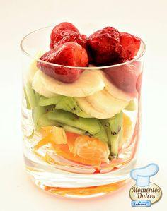 ¡Día perfecto para una rica ensalada de frutas!