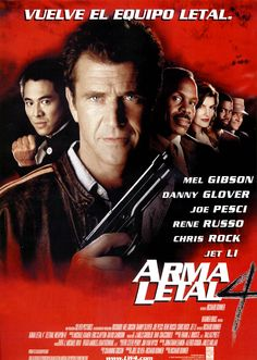 1998 - Arma letal 4 - Lethal Weapon 4 - tt0122151