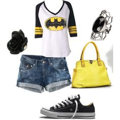 Im not over the top crazy about batman,but id probably wear this! B-)
