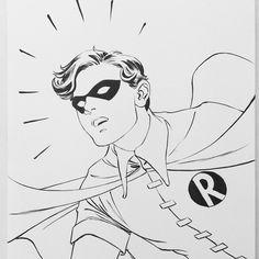 Robin by David Yardin