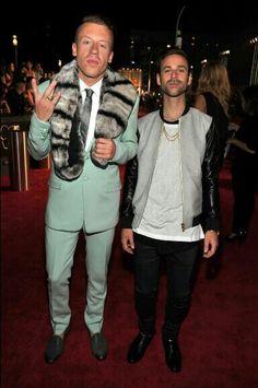 Macklemore and Ryan levis