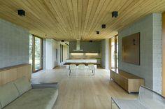 kitchen area simple modern interior design