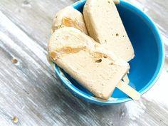 Vegan Peanut Butter Fudge Pops
