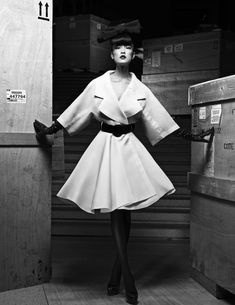 du juan by yin chao for numéro #28 april 2013   visual optimism; fashion editorials, shows, campaigns & more!