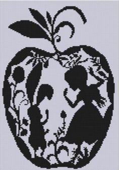 Ok     Wonderland Cross Stitch Pattern