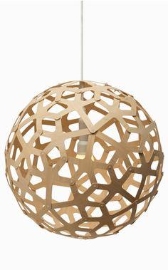'Coral Pendant Light by David Trubridge. @2Modern'
