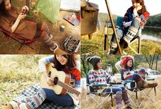 """The Japanese """"yama girl"""" - hiking in style. If only I had known this was a thing when I was still in Japan."""