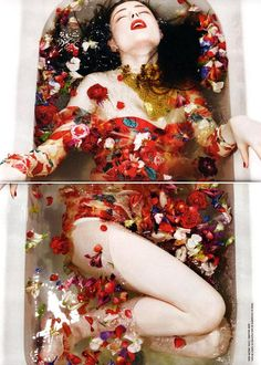 Coco Rocha photographed bySofiaSanchez andMauroMongiello forNumero 94, June/July 2008