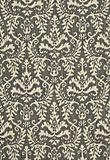 Schumacher Tiraz Cotton Ikat - Noir