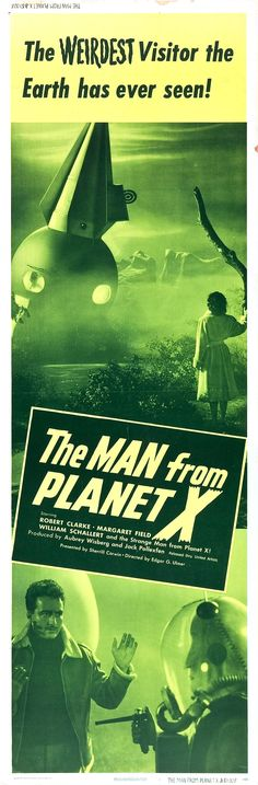 The Man from Planet X (1951, USA)