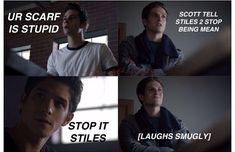 teen wolf funny quotes - Google Search