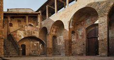 Museo d'Arte Sacra em San Gimignano #viajar #viagem #itália #italy