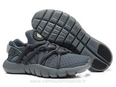 new photos 27852 15a65 2015 Nike Air Huarache NM Gris foncé Cheap Sneakers, Shoes Sneakers, Cheap  Shoes,