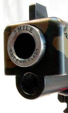 smile wait for flash glock barrel Weapons Guns, Guns And Ammo, Modified Nerf Guns, Nerf Mod, Hidden Gun, Gun Storage, Custom Guns, Cool Guns, Laser Engraving