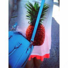 2014 summer trend - PINEAPPLES! Shopriffraff.com