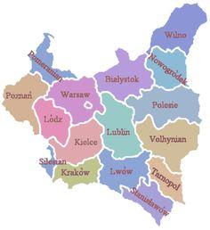 From Wikiwand: Vojvodství