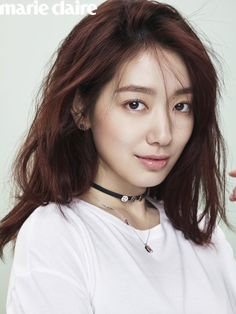 Park Shin Hye Does Mussed Hair Pretty in New Marie Claire Jewelry Pictorial Park Shin Hye, The Heirs, Gwangju, Pretty Asian, Beautiful Asian Girls, Pretty Girls, Korean Actresses, Korean Actors, Korean Beauty