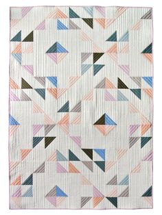 Fabricworm Giveaway: Indian Summer Quilt Kit! | FabricWorm | Bloglovin'