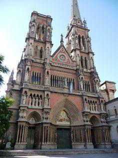 Iglesia de los Capuchinos. Cordoba. Argentina