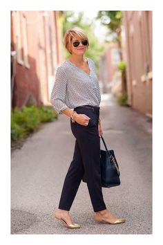 2018 Business Outfit Damen Kleidung Büromode – Best Of Likes Share Business Outfit Damen, Business Casual Outfits For Women, Womens Fashion Casual Summer, Business Outfits, Business Attire, 40 Year Old Womens Fashion, Fashion Women, Business Women, Trendy Fashion