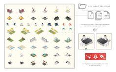 build isometric maps